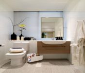 Charming Apartment Bathroom Ideas White Roof White Wall A Budget Backsplash With Half